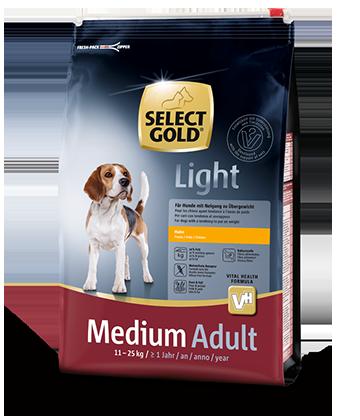 Gewichtsmanagement Select Gold