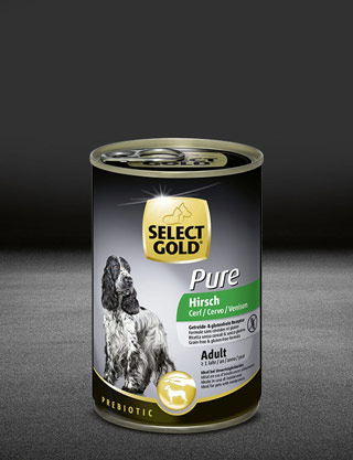 select gold pure hirsch dose nass 320x417px