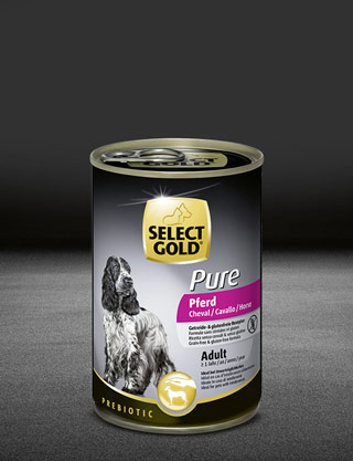 select gold pure pferd dose nass 320x417px