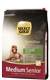 select gold sensitive medium senior ente und kartoffel beutel trocken 50x80px