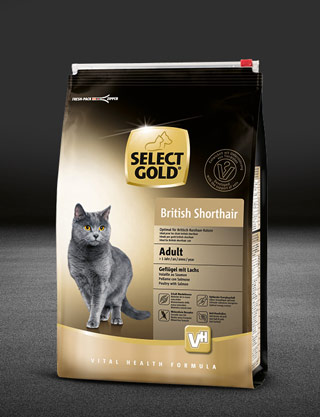 select gold british shorthair adult gefl%C3%BCgel mit lachs beutel trocken 320x417px