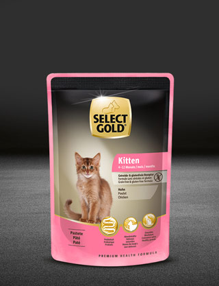 select gold kitten snack huhn pouch snacks 320x417px