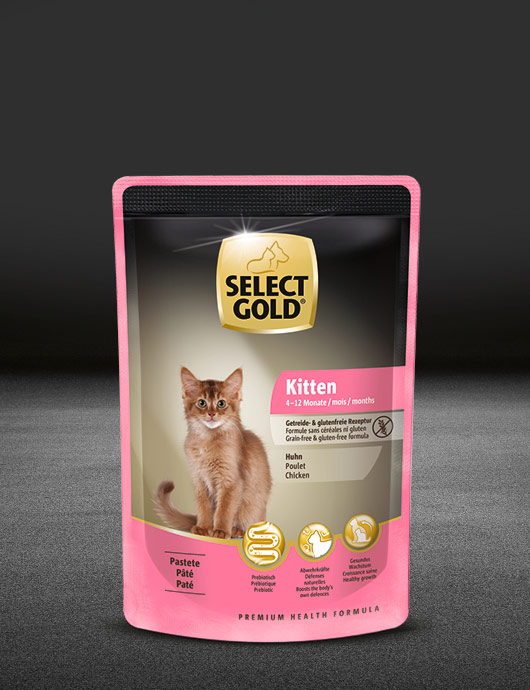 select gold kitten snack huhn pouch snacks 530x890px