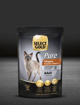 select gold pure adult k%C3%A4nguru pouch nass 320x417px