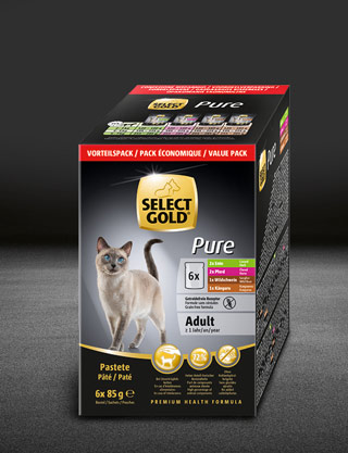 select gold pure adult multipack pouches launch 2019 pouch nass 320x417px