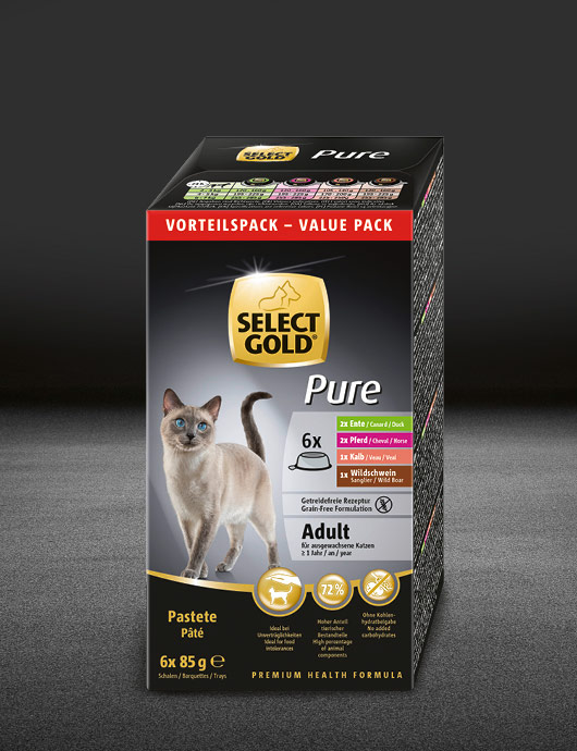 select gold pure adult multipack pouches launch 2019 pouch nass 530x890px