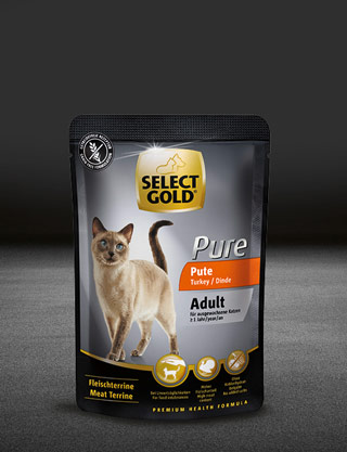select gold pure adult pute pouch nass 320x417px