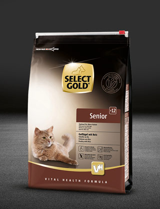 select gold senior plus12 gefl%C3%BCgel mit reis beutel trocken 320x417px