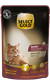 select gold senior plus12 huhn und lachs pouch nass 50x80px